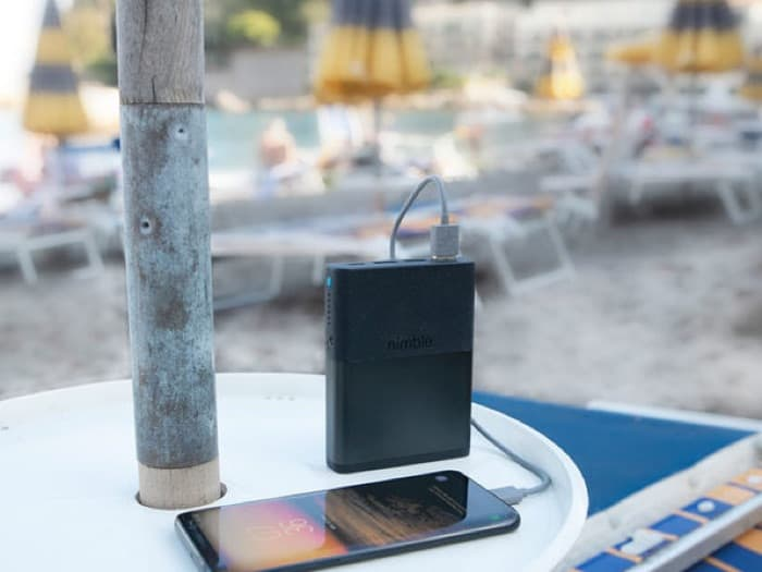 Nimble Eco-Friendly Fast Portable Charger