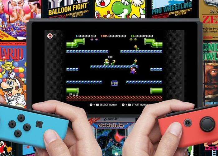 Nintendo Switch Online 2.1.0 update released