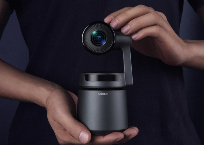 OBSBOT Tail auto director AI camera
