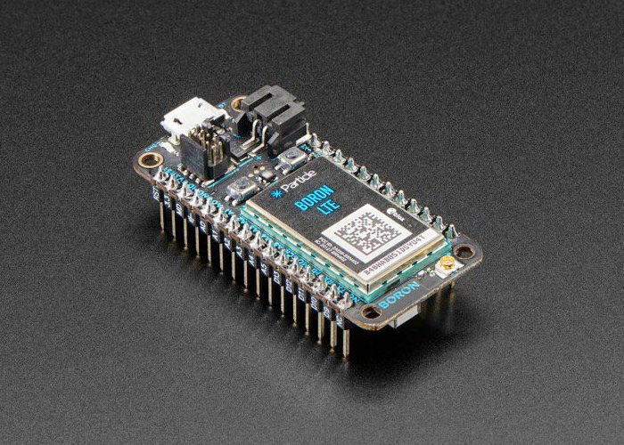 Particle Boron LTE nRF52840 with Mesh and LTE cellular modem