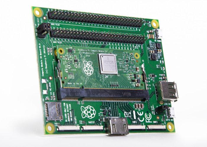 Pi Compute Module 3+