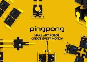 PingPong robot kits