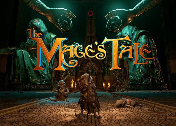 PlayStation VR adventure The Mage's Tale