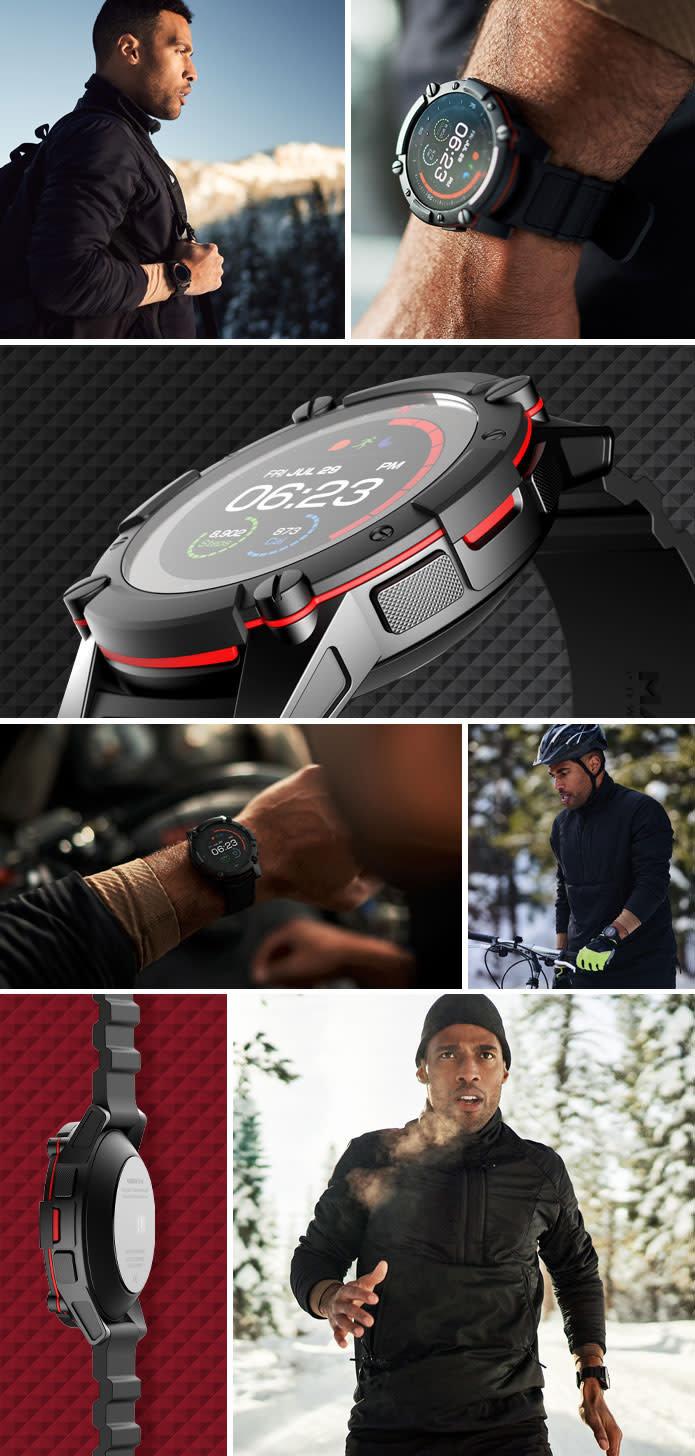 PowerWatch 2 smartwatch never needs charging