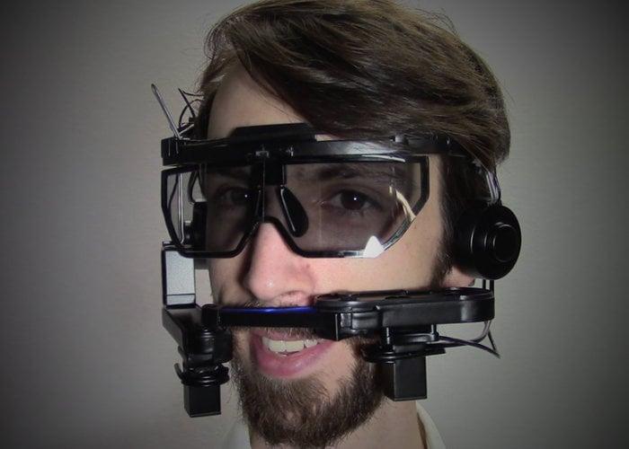 "R5 sensory ""virtual time machine"" prototype"