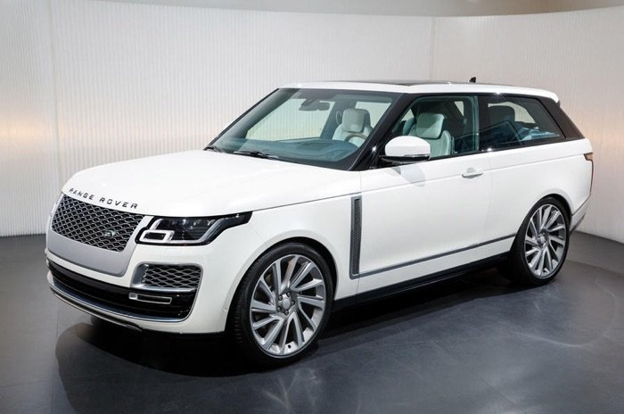 Land Rover Aborts Production of Ultra-Luxury Range Rover SV Coupe