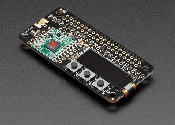 Raspberry Pi Radio Bonnet