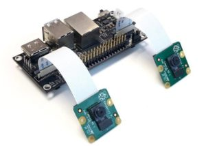 Raspberry Pi StereoPi dual camera