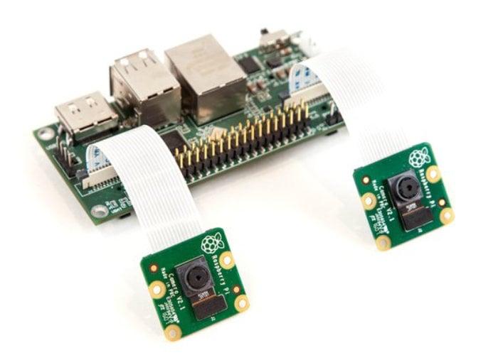 Raspberry Pi StereoPi