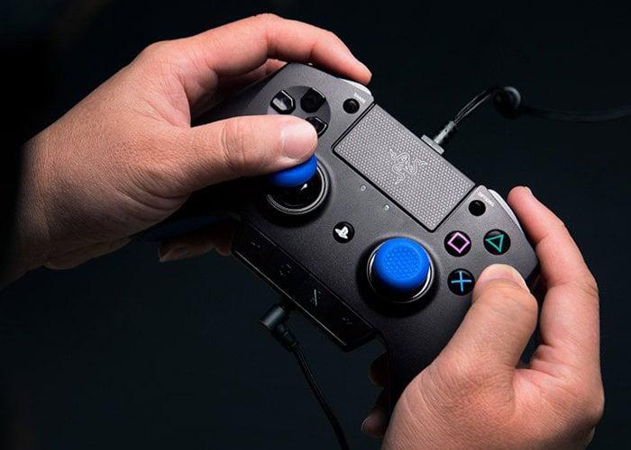 Razer Raiju controllers
