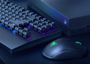 Razer Turret Xbox One keyboard and mouse
