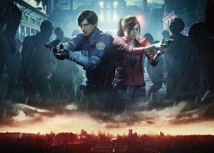 Resident Evil 2 Remake performance