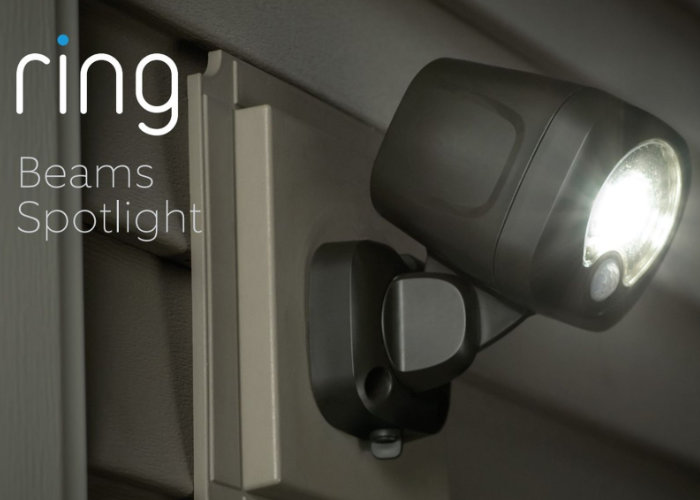 Ring security lights