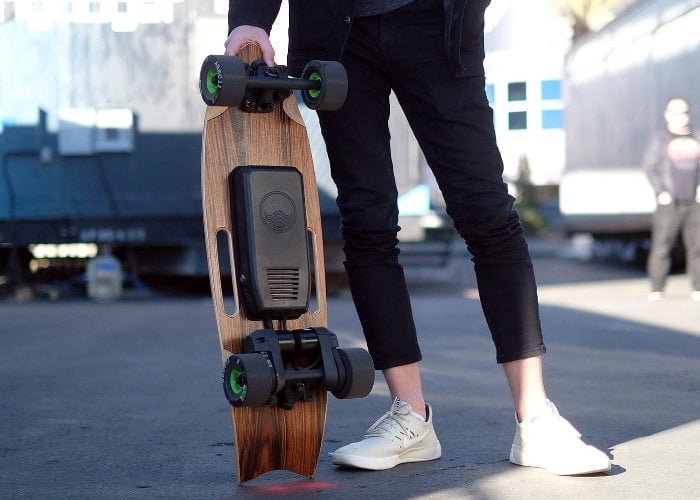 Riptide R1X electric skateboard