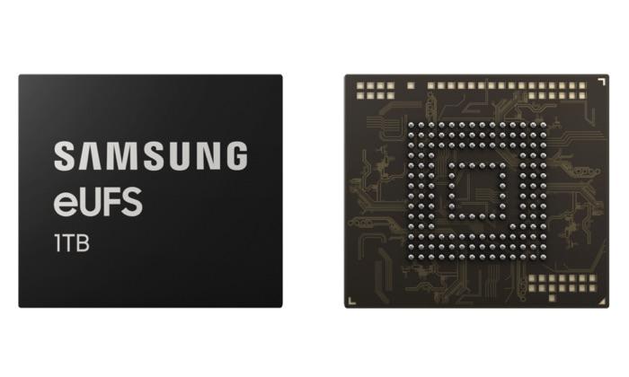 Samsung 1TB eUFS