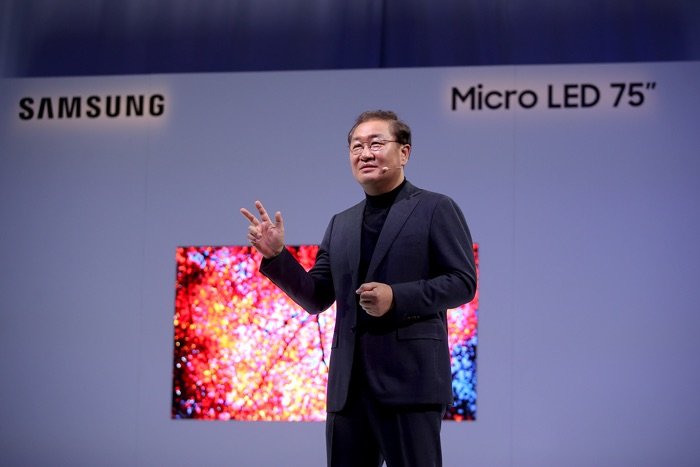 Samsung Micro LED TVs