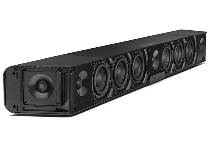 Sennheiser Ambeo 3D audio soundbar