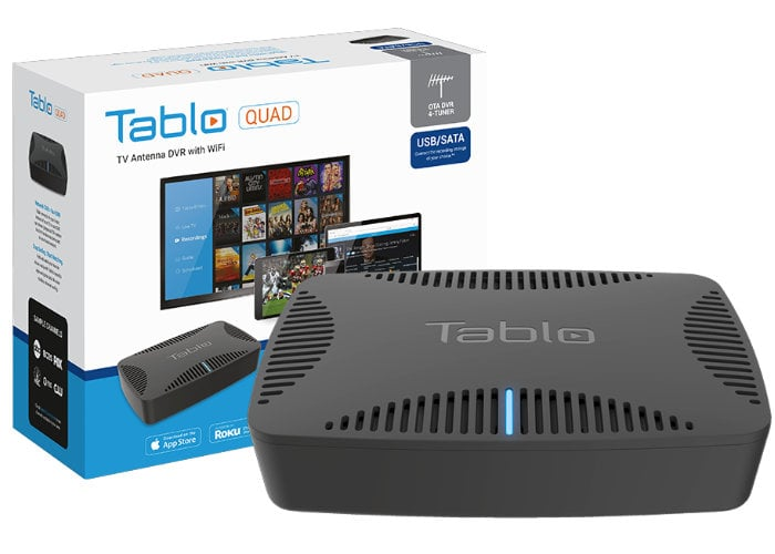 Skip annoying adverts with the Tablo DVR
