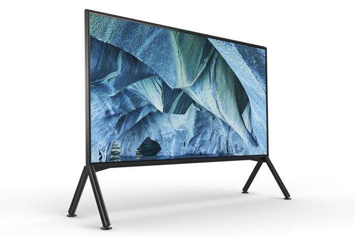 Sony 8K and 4K TVs