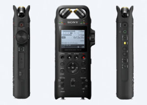 Sony PCM-D10 digital recorder