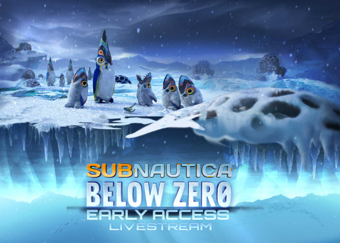 Subnautica Below Zero standalone expansion
