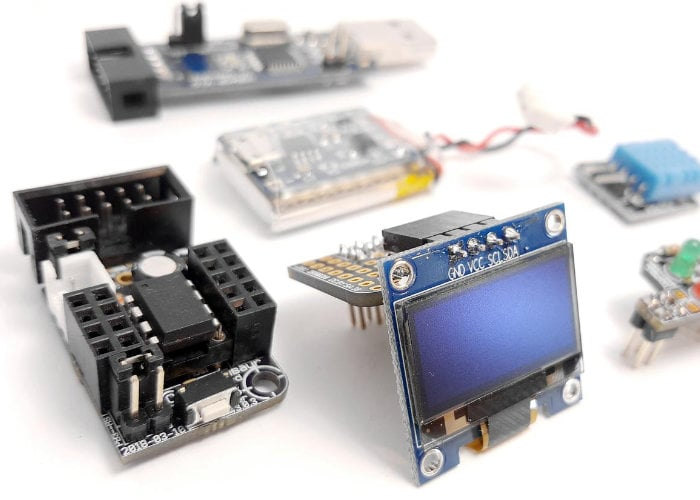 Tinusaur OLED Display Kit