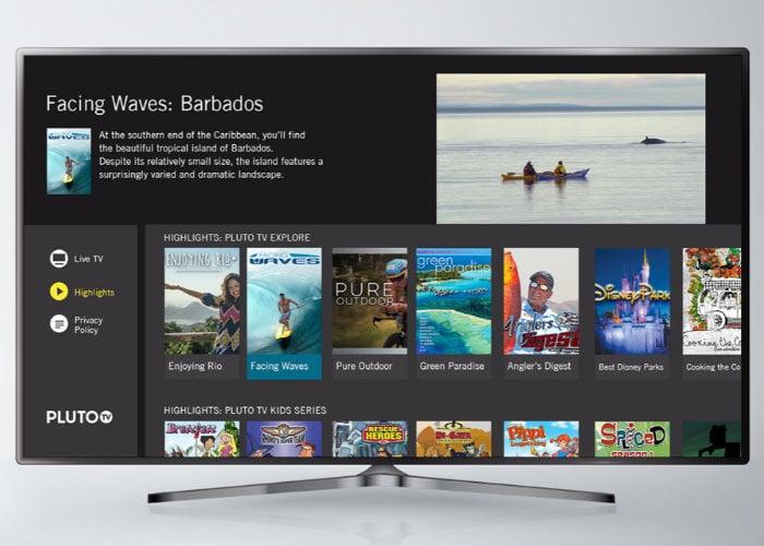 Viacom acquires Pluto TV