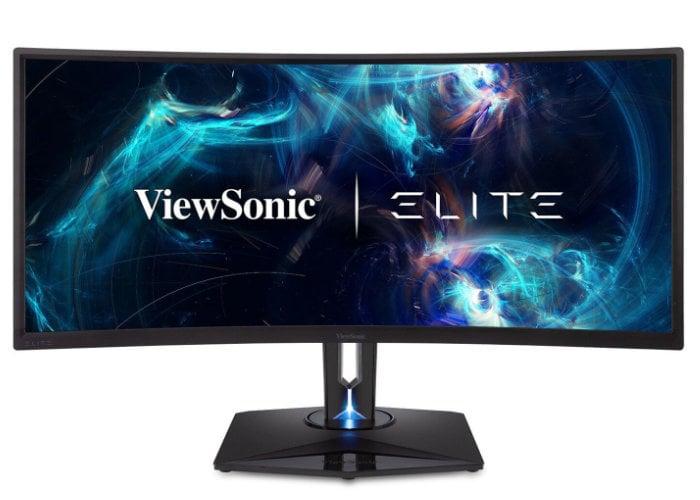 ViewSonic ELITE XG240R and XG350R-C