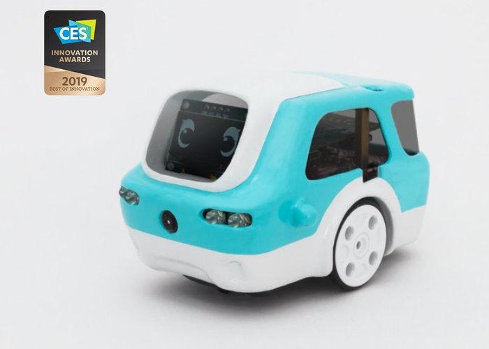 Zümi programmable robot hits Kickstarter