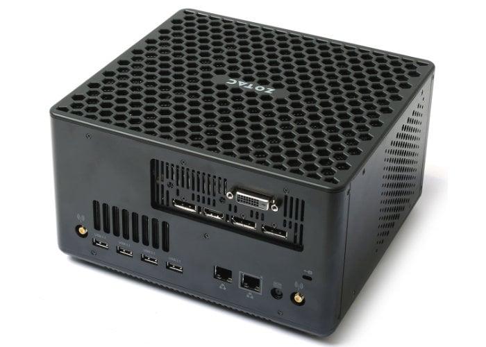 ZOTAC ZBOX Magnus EC52070D mini PC