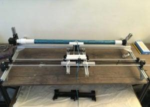 carbon fiber filament winder