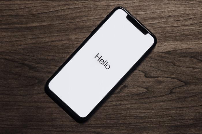 Apple's iPhone revenues