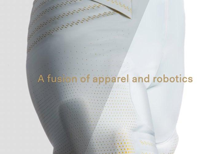 powered clothing