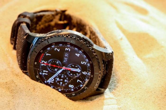 Samsung's Tizen version 4 update brings more refinement to Gear S3