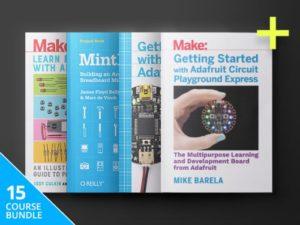 the Make: Arduino Hacker eBook Bundle