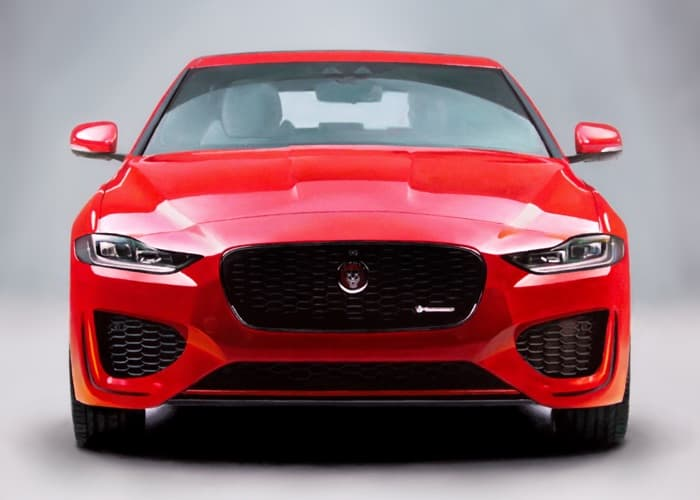 New 2019 Jaguar XE shown off on video