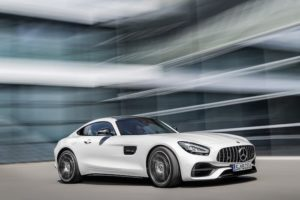 2019 Mercedes AMG GT