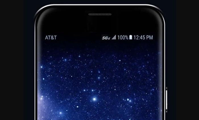 AT&T 5GE