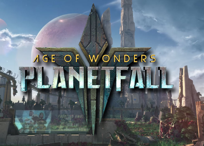 Age of Wonders Planetfall strategy game