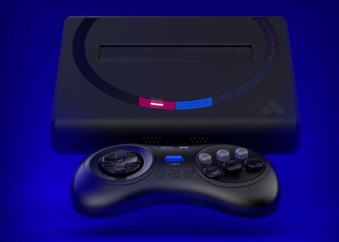 Analogue mini Genesis games console