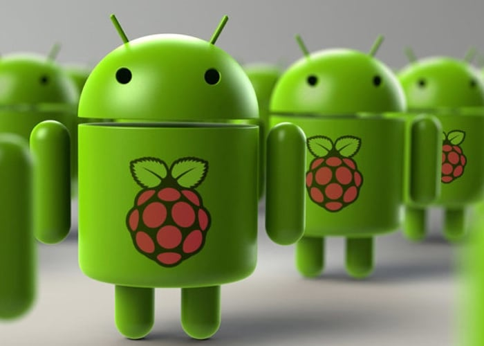 Android OS Raspberry Pi