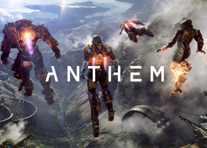 Anthem Xbox One X vs PlayStation 4 Pro