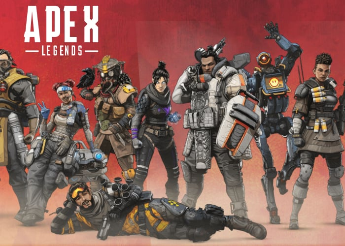 (Update) Apex Legends hits one million players in less than a day