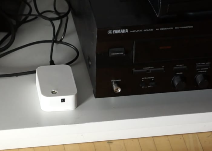 "Arduino Nano ""babel fish"" signal translator"