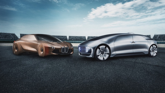BMW and Daimler