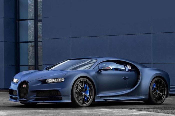 Bugatti Chiron Sport '110 ans Bugatti