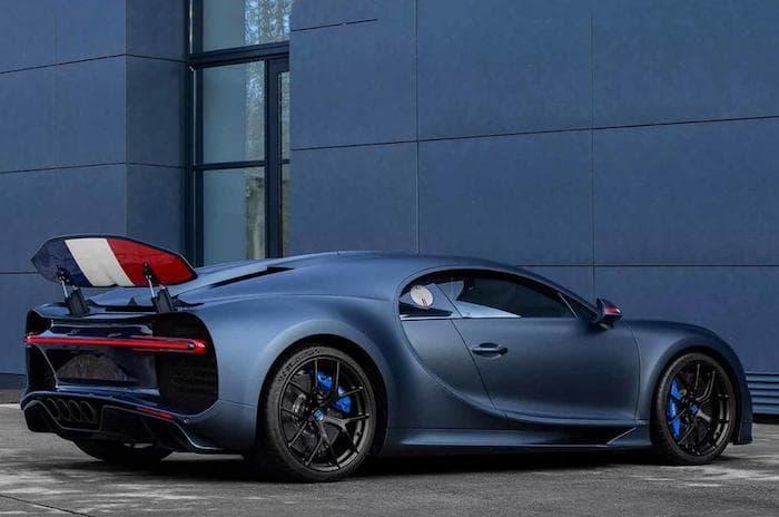 Limited Edition Bugatti Chiron Sport 110 Ans Bugatti
