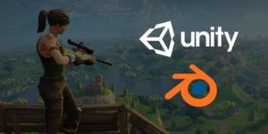 Build a Battle Royale with Unity & Blender