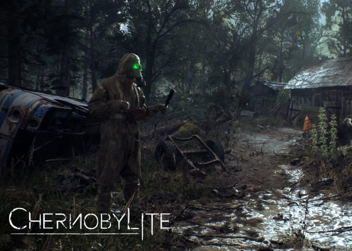 Chernobylite survival horror game