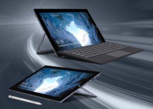 Chuwi UBook Windows tablet